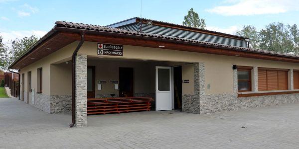 Szelidi Turisztikai Központ